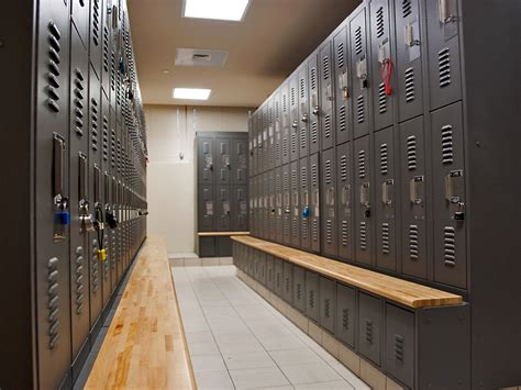 police locker rooms 3 ways to gain storage space