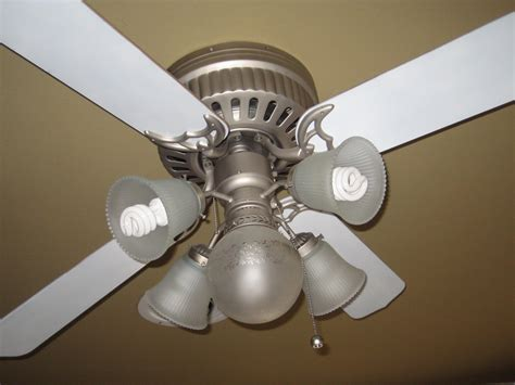 Spray Paint Ceiling Fan by Adventures In Creating Ceiling Fan Update