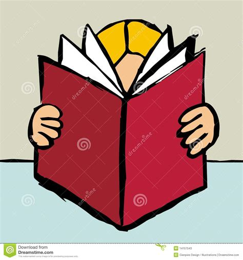 picture of someone reading a book person reading a big book stock photos image 14157543