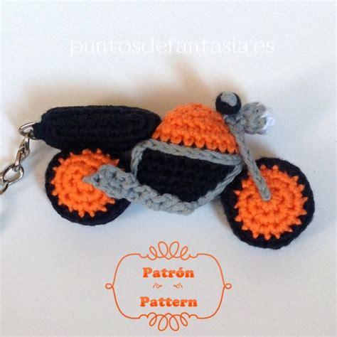 amigurumi motorcycle pattern patr 243 n amigurumi moto naked puntos de fantas 237 a crochet