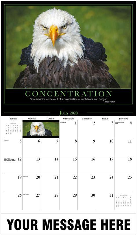 motivational quotes calendar  promotional calendar motivation poster style
