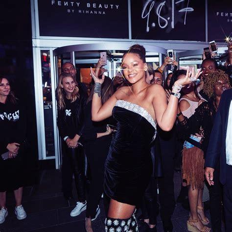 the g scene berdan underwear fashion show launch party beautiful men fenty beauty launch nyc rihanna