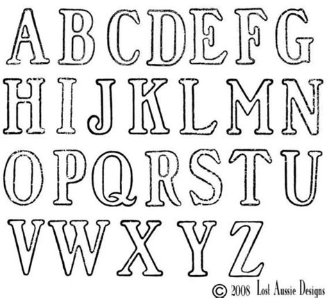 4 best images of large printable alphabet letter h free large letter stencils letters free sle letters