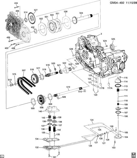diagram of automatic transmission buick automatic transmission diagram buick free engine