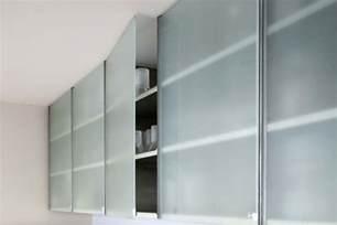 frameless glass kitchen cabinet doors home of mart van schijndel uncube