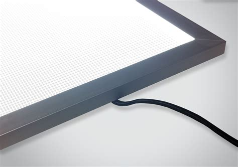 Lu Led Panel Light custom led light panel thin backlighting solution
