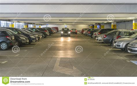 Garage Design Plans by Public Parking Garage Royalty Free Stock Photos Image