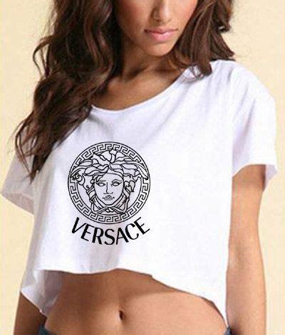 Tshirt Vr2 1 versace medusa symbol cropped vr2 on wanelo