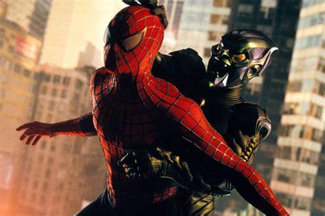 goblin film spoiler spidey on screen spider man 2002 zaki s corner with