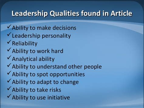 the work of leadership in adaptive change