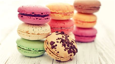 colorful macaroons colorful macaroons wallpaper www imgkid the image