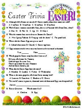 image gallery easter trivia easter trivia and facts is more than bunnies and eggs