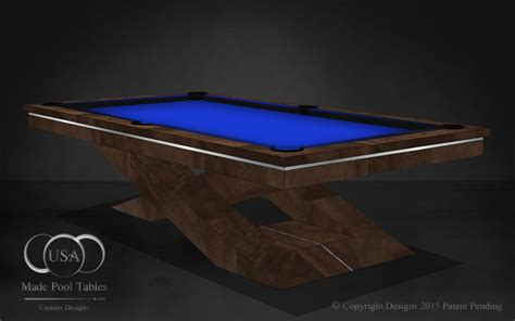how is a pool table pool tables pool table contemporary pool tables