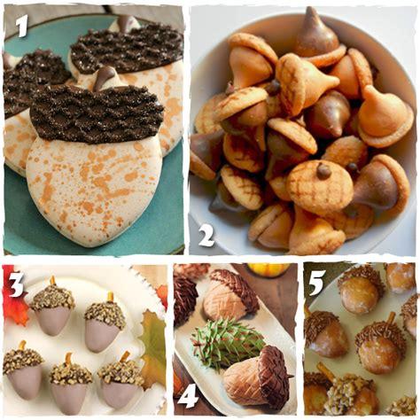 30 easy thanksgiving treats