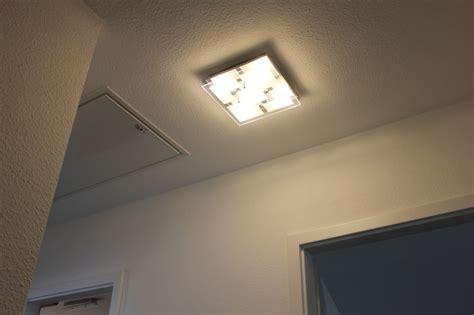 led leuchte mit optimaler ausleuchtung f 252 r treppe und flur - Deckenleuchte Flur