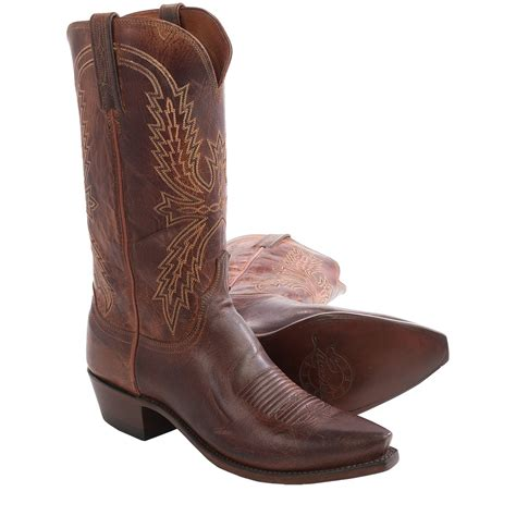 lucchese boots for lucchese mad cowboy boots for