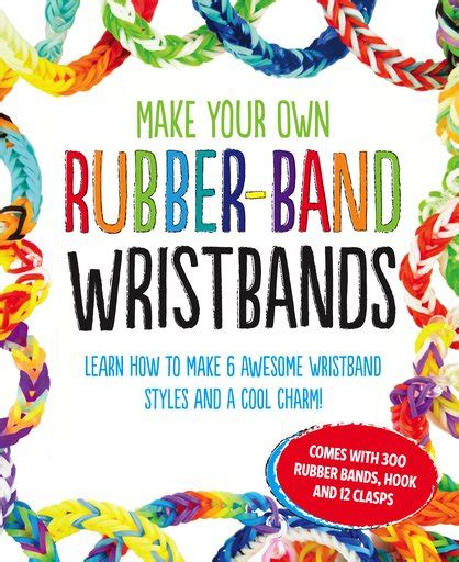 Artband Make Your Own Rubber Band Wristbands Scholastic