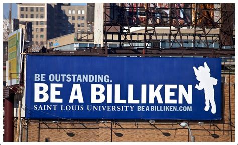 picture of a billiken st louis daily photo be a billiken