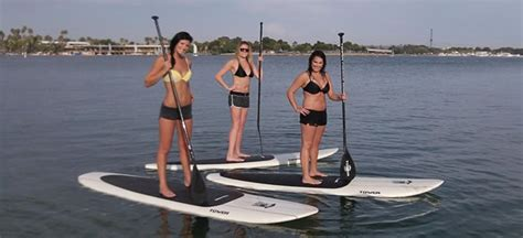 pedal boat roof rack paddle board rentals listed by tower sup