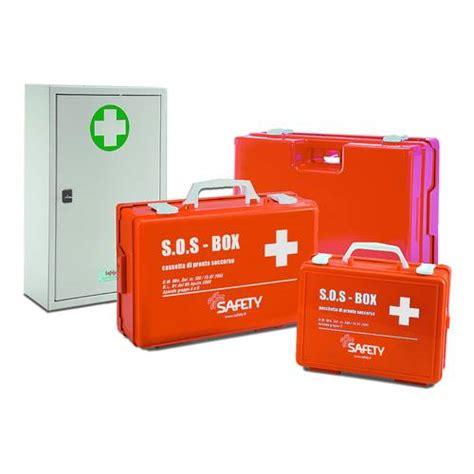 cassetta pronto soccorso vuota safety pronto soccorso cassetta vuota plastica fedel