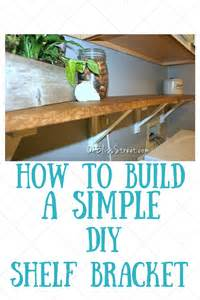 on bliss how to make a wall mounted drying rack