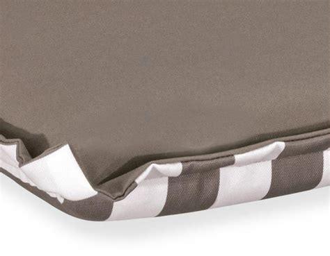 cuscino per lettino cuscino per lettino 196x58 cm con volant vari colori