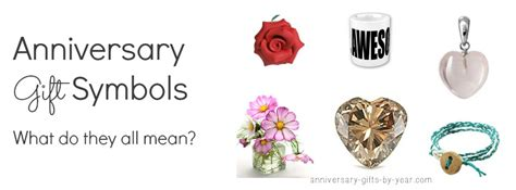 Wedding Anniversary Year Meaning by The Anniversary Symbols Meanings And Colors By Year