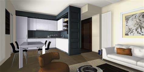 arredate da architetti appartamento con open space architetto facile