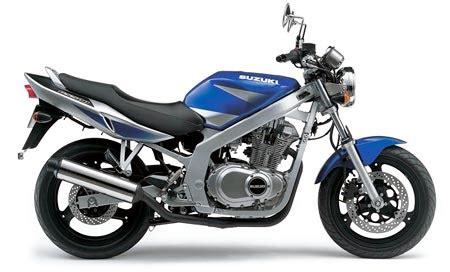 2003 Suzuki Gs500 Dwa Plany Dylemacik 50 I 125ccm Czy Honda Cbr Forum