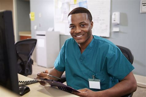 image gallery male nurse