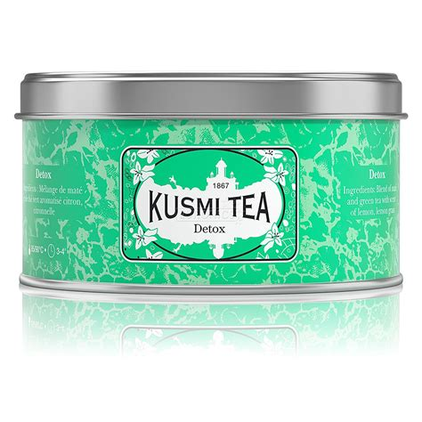 Kusmi Detox Tea Selfridges by Detox Tea Kusmi Tea Kusmidetox