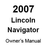 free service manuals online 2007 lincoln navigator l on board diagnostic system lincoln driving lights lincoln free engine image for user manual download