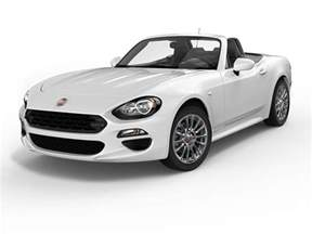 Fiat 124 Convertible 2017 Fiat 124 Spider Convertible Benzonia