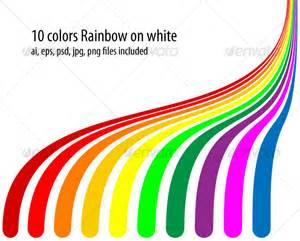 order of colors in the rainbow colors of the rainbow