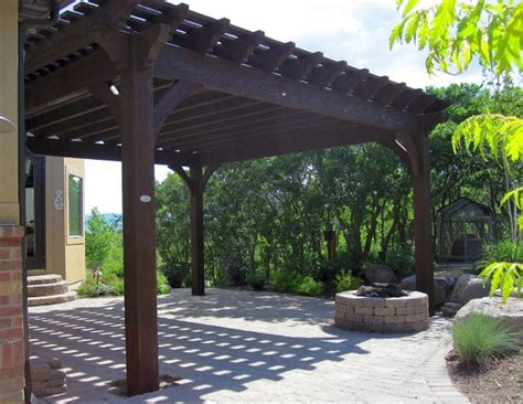 Patio Pergola Kits by Best 20 Wood Pergola Kits Ideas On Pergola