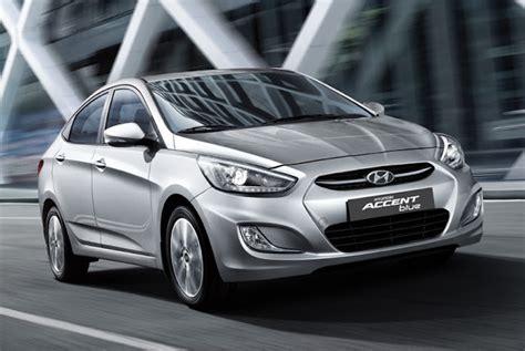 Blue Hyundai Accent by Hyundai Accent Blue