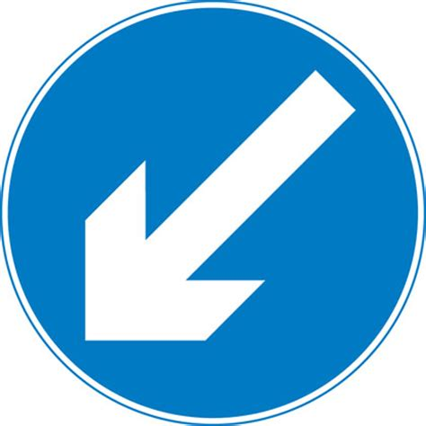 right meaning traffic signs the highway code guidance gov uk