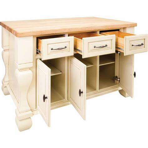 jeffrey tuscan kitchen island with maple