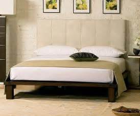 solide platform bed headboard wood beds charles p
