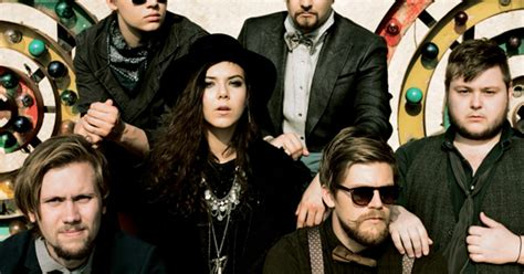 of monsters and men premiere of monsters and men show playful side on