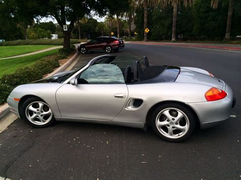 black porsche boxster convertible 1997 porsche boxster convertible for sale