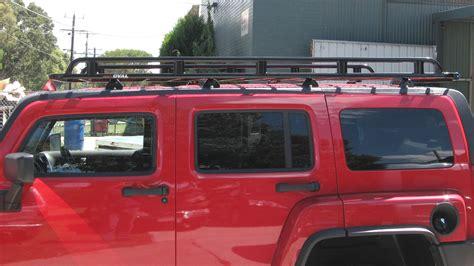 hummer h3 roof racks