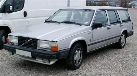 how does cars work 1992 volvo 740 spare parts catalogs volvo 700 series wikipedia