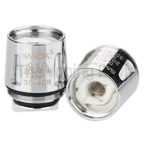 Produk Istimewa Replacement Coil Smok Tfv8 Baby Q2 Authentic smok tfv8 baby stick v8 coil heads the vaping kiwi