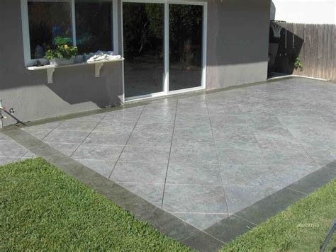 Large Patio Pavers Large Paving Stones Patio Large Concrete Pavers For Patio Patio Design Ideas