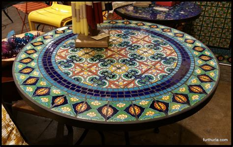 mosaic tables for sale tile and glass mosaic tables