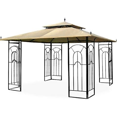 arrow gazebo garden winds replacement canopy for costco s arrow gazebo