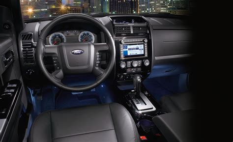 how does cars work 2012 ford escape interior lighting spies get clear look inside the 2013 ford escape car and driver blog