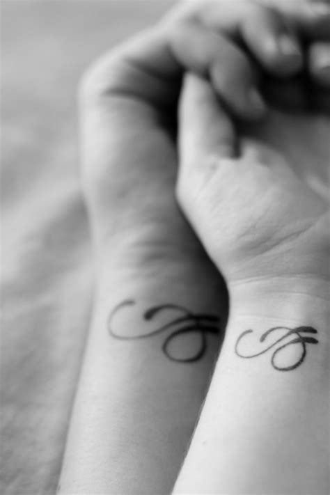tattoo for couples tumblr typographic tattoos fuckyeahtattoos our couples tattoo