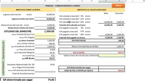 calculo isr honorarios 2016 tablas para calculo de impuestos 2016 honorarios